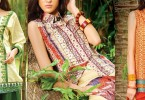 Latest Trends of Summer Lawn Kurtis Designs Collection