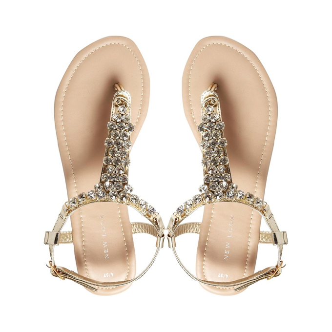 New Look latest summer sandal shoes collection 2015 (1)