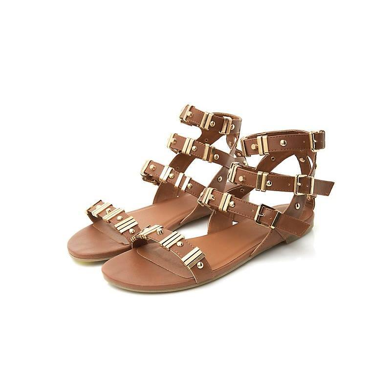 New Look latest summer sandal shoes collection 2015 (10)