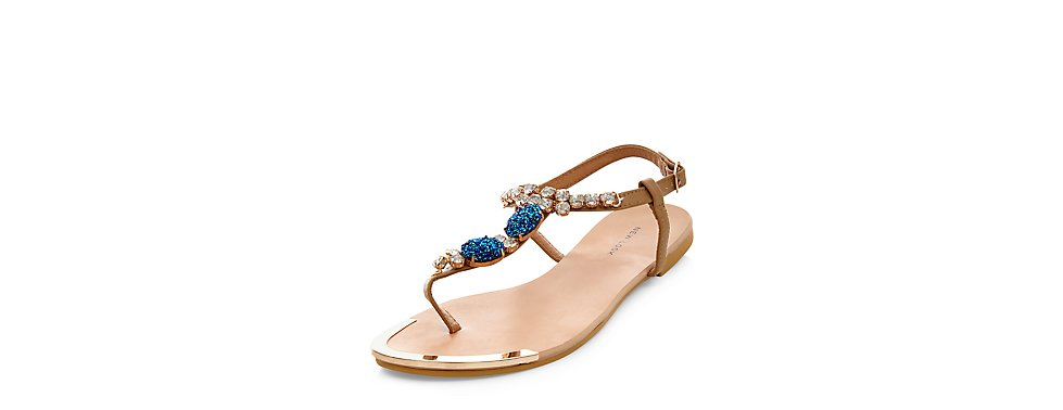 New Look latest summer sandal shoes collection 2015 (15)