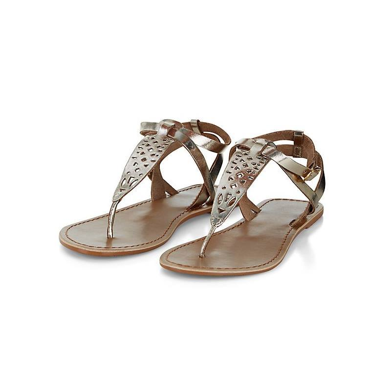New Look latest summer sandal shoes collection 2015 (7)