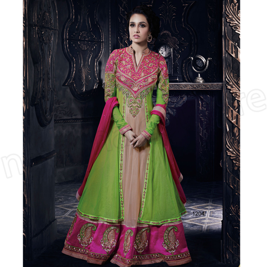 latest Anarkali Suits Collection by Natasha Couture 2015-2016  (8)