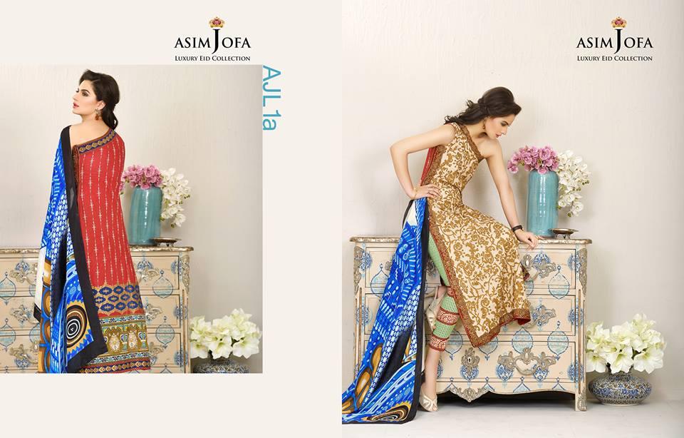Asim Jofa Luxury Eid Dresses Collection 2015-2016 (14)