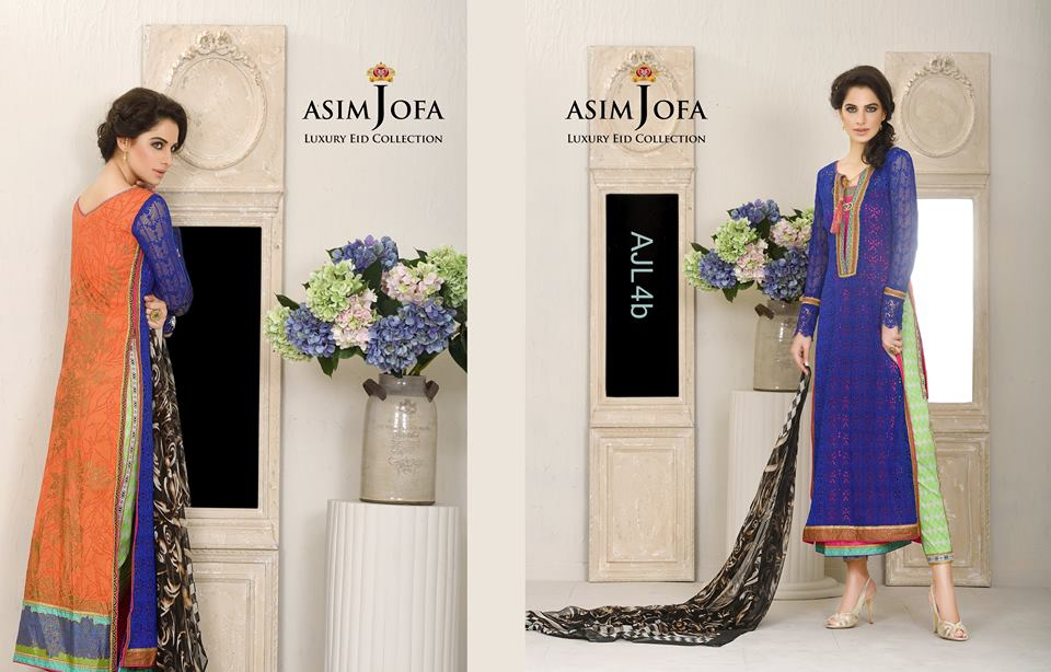 Asim Jofa Luxury Eid Dresses Collection 2015-2016 (16)