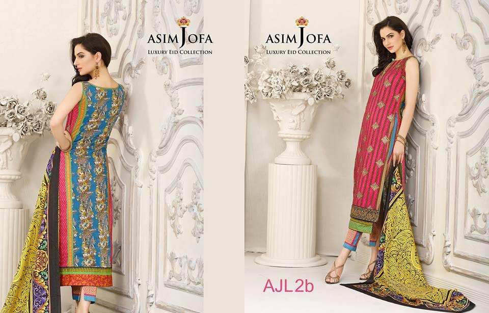 Asim Jofa Luxury Eid Dresses Collection 2015-2016 (17)