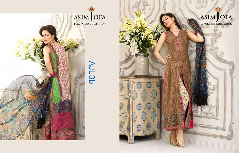 Asim Jofa Luxury Eid Dresses Collection 2015-2016 (19)