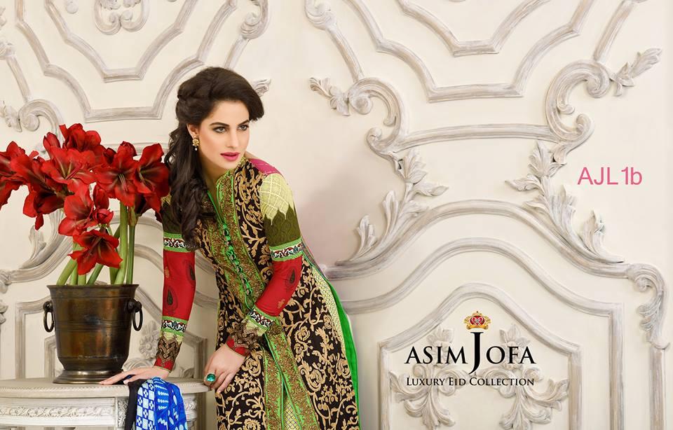 Asim Jofa Luxury Eid Dresses Collection 2015-2016 (20)