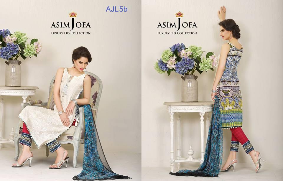 Asim Jofa Luxury Eid Dresses Collection 2015-2016 (23)