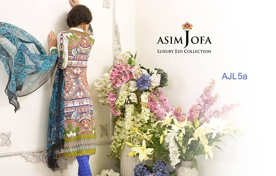 Asim Jofa Luxury Eid Dresses Collection 2015-2016 (26)