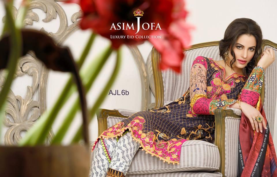 Asim Jofa Luxury Eid Dresses Collection 2015-2016 (28)