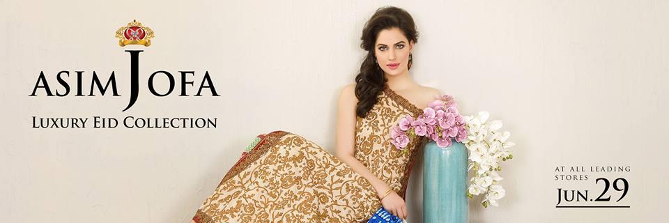 Asim Jofa Luxury Eid Dresses Collection 2015-2016 (29)