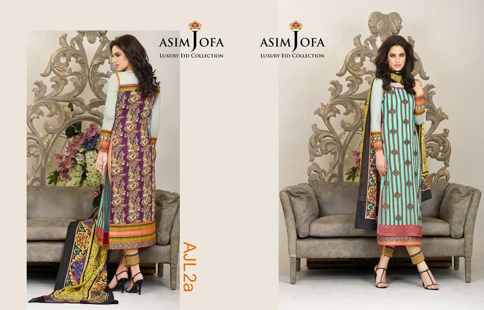 Asim Jofa Luxury Eid Dresses Collection 2015-2016 (3)