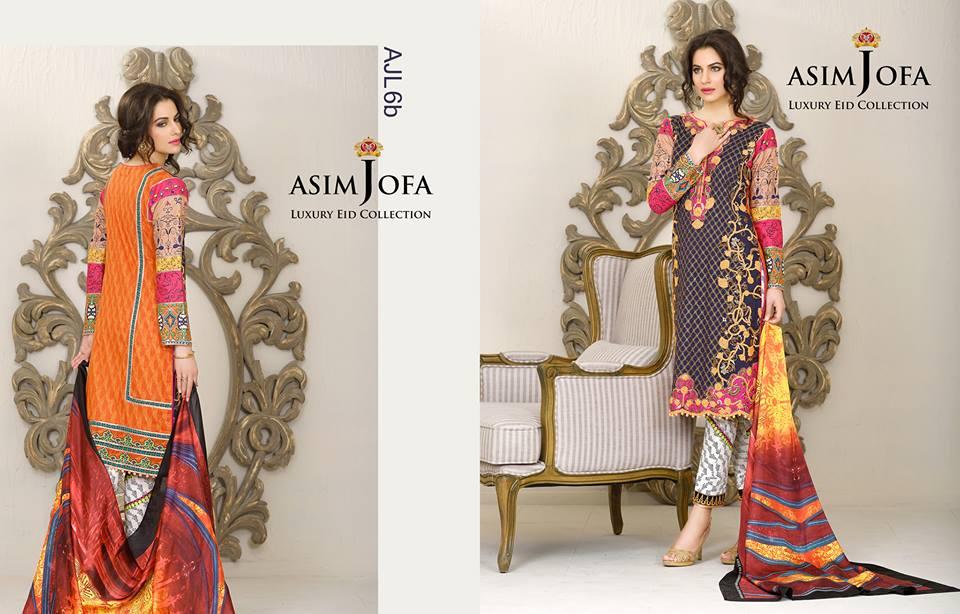 Asim Jofa Luxury Eid Dresses Collection 2015-2016 (30)