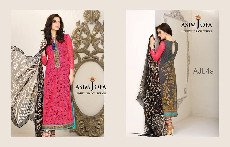 Asim Jofa Luxury Eid Dresses Collection 2015-2016 (32)