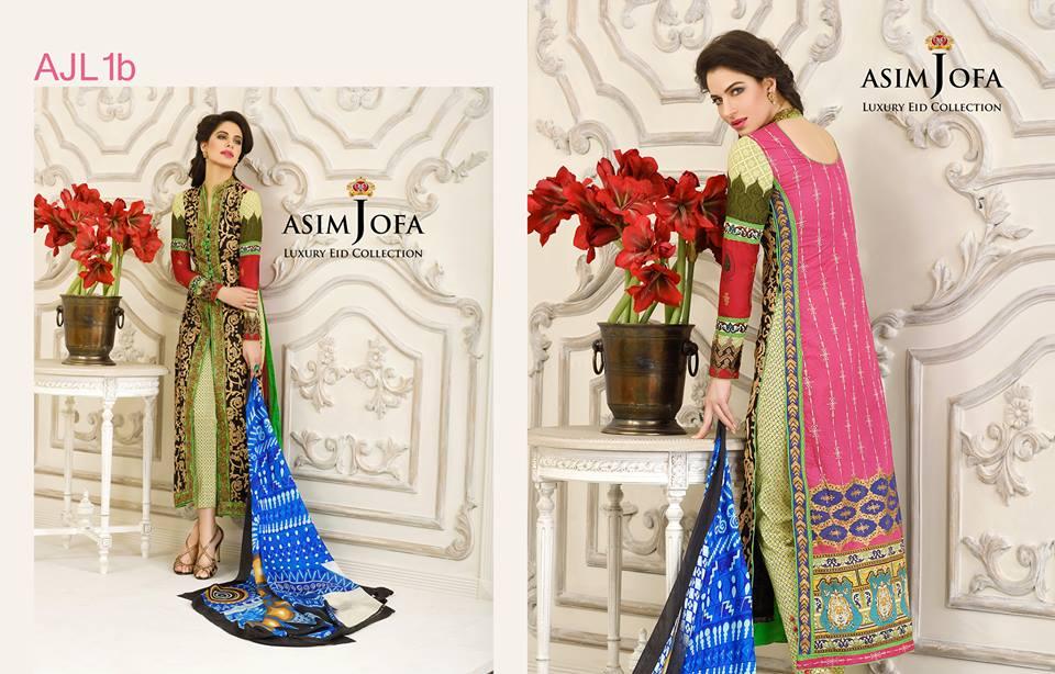 Asim Jofa Luxury Eid Dresses Collection 2015-2016 (34)