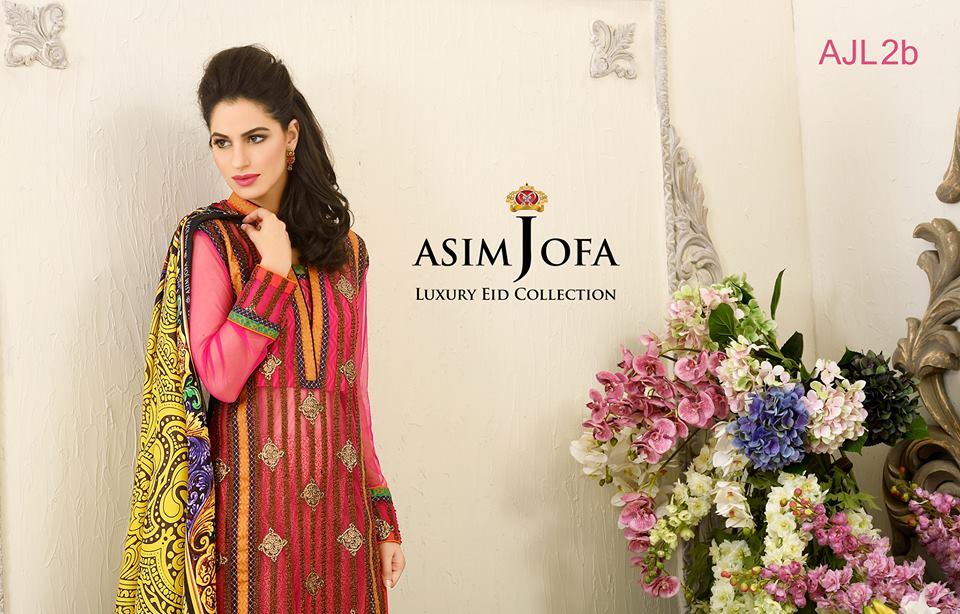 Asim Jofa Luxury Eid Dresses Collection 2015-2016 (4)