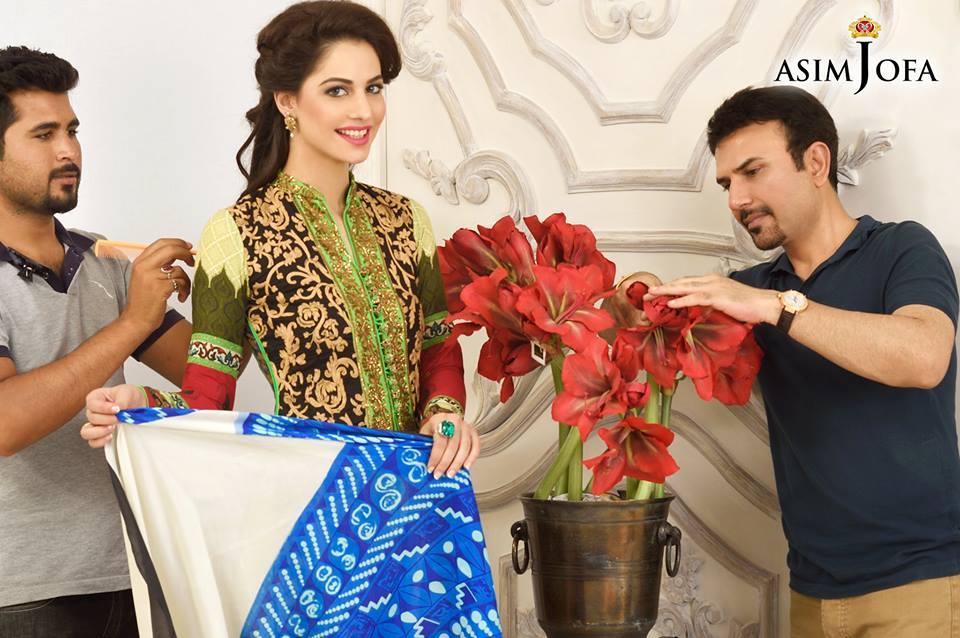 Asim Jofa Luxury Eid Dresses Collection 2015-2016 (6)