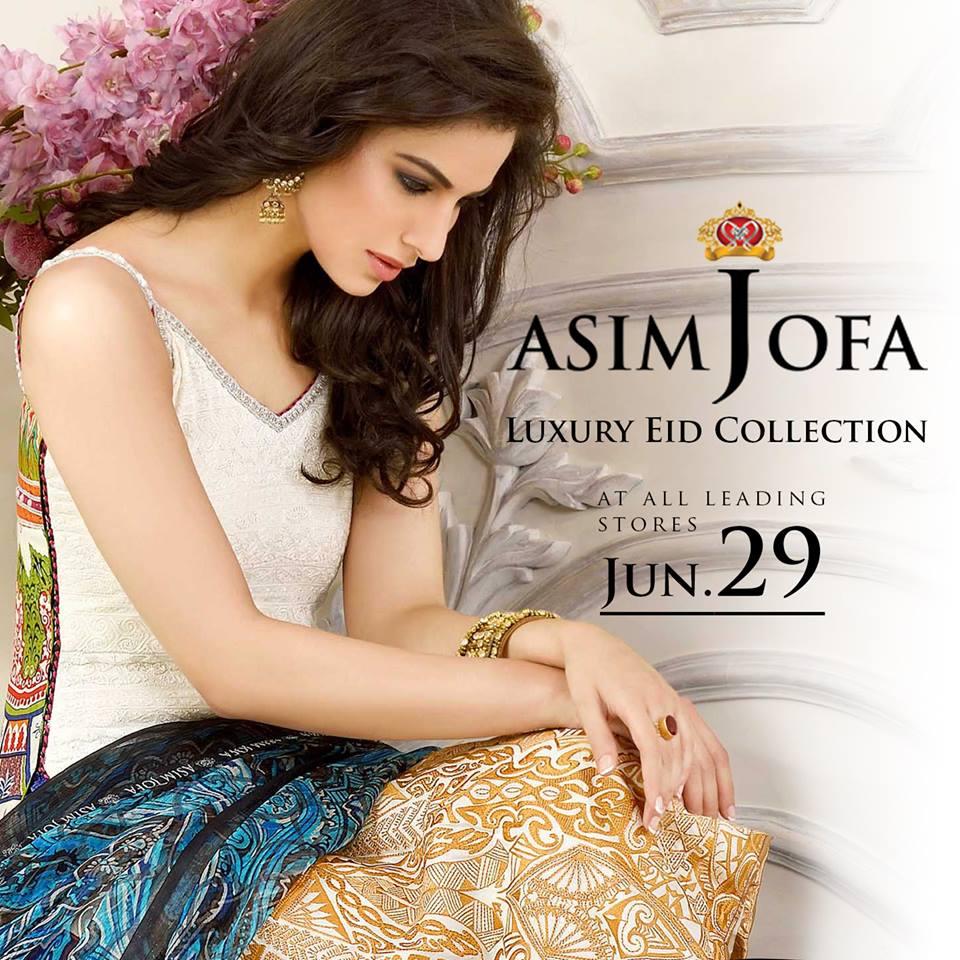 Asim Jofa Luxury Eid Dresses Collection 2015-2016 (8)