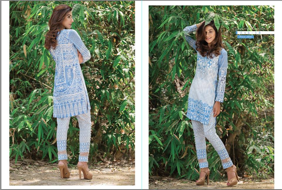 Firdous Lawn Eid Fancy Embroidered Dresses Collection 2016-2017  (23)