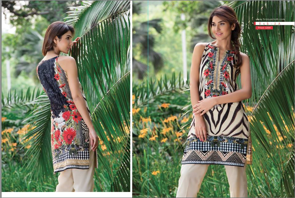 Firdous Lawn Eid Fancy Embroidered Dresses Collection 2016-2017  (30)