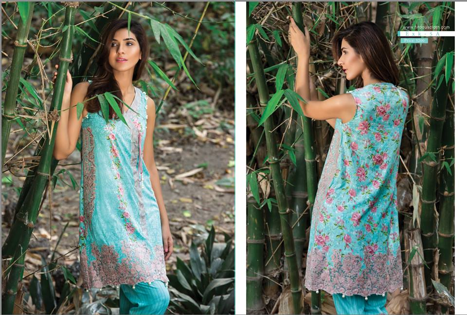 Firdous Lawn Eid Fancy Embroidered Dresses Collection 2016-2017  (35)