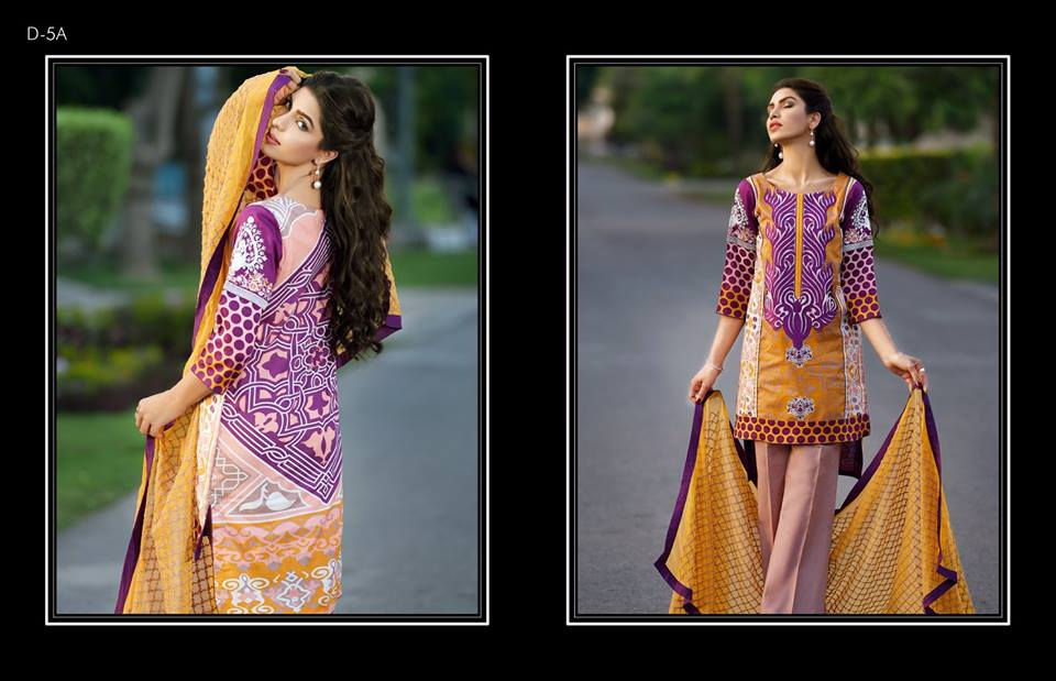 Firdous Lawn Eid Fancy Embroidered Dresses Collection 2016-2017  (6)