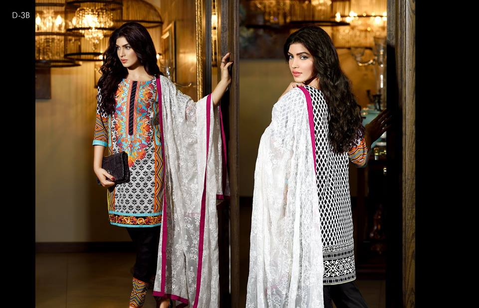 Firdous Lawn Eid Fancy Embroidered Dresses Collection 2016-2017  (7)