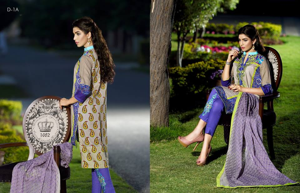 Firdous Lawn Eid Fancy Embroidered Dresses Collection 2016-2017  (9)