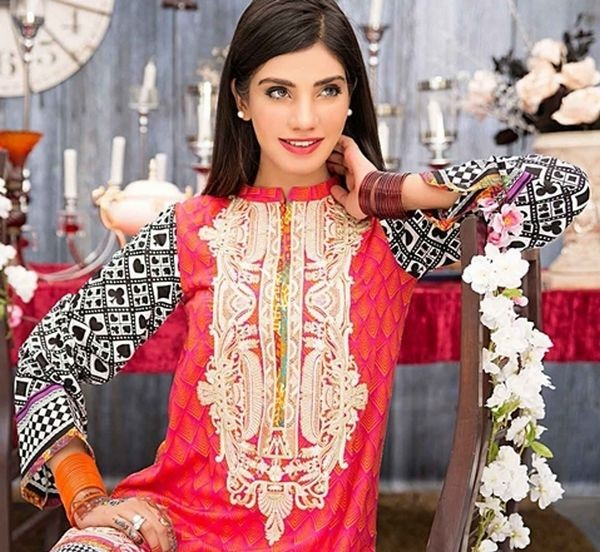 House of Ittehad Izbell Eid Dresses Collection 2015-2016 (16)