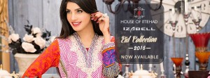 House of Ittehad Izabell Eid Dresses Collection 2015 Catalog