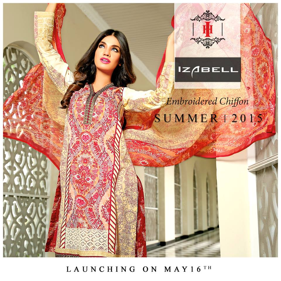 House of Ittehad Izbell Eid Dresses Collection 2015-2016 (23)