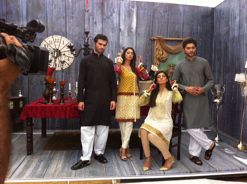 House of Ittehad Izbell Eid Dresses Collection 2015-2016 (25)