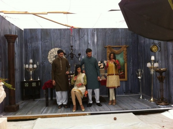 House of Ittehad Izbell Eid Dresses Collection 2015-2016 (6)
