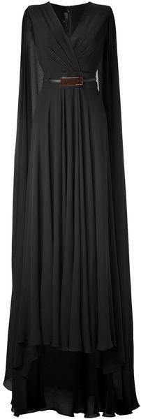 Latest Dubai Designer Abaya Gowns Designs Collection 2015-16 (5)