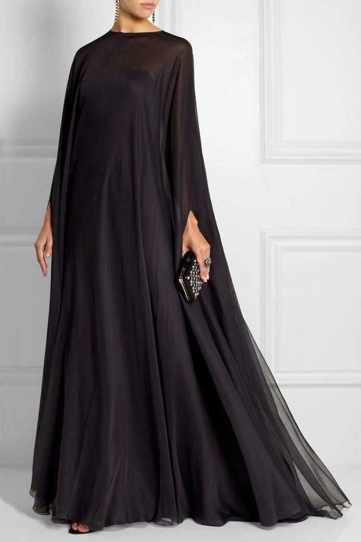 Latest Dubai Designer Abaya Gowns Designs Collection 2015-16 (6)
