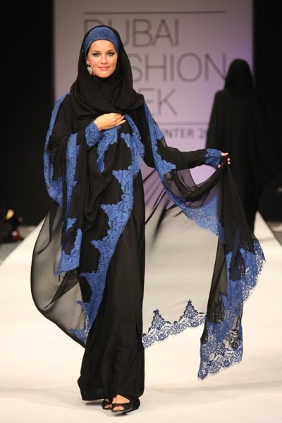 Latest Dubai Designer Abaya Gowns Designs Collection 2015-2016 (10)