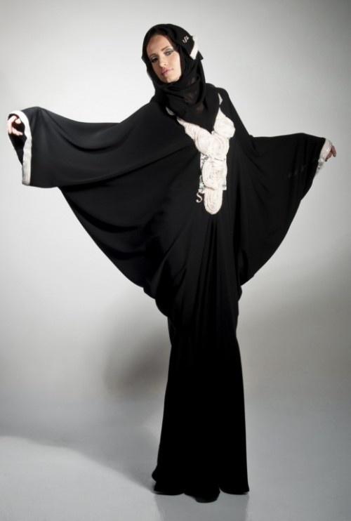 latest black plain abaya designs collection 201516