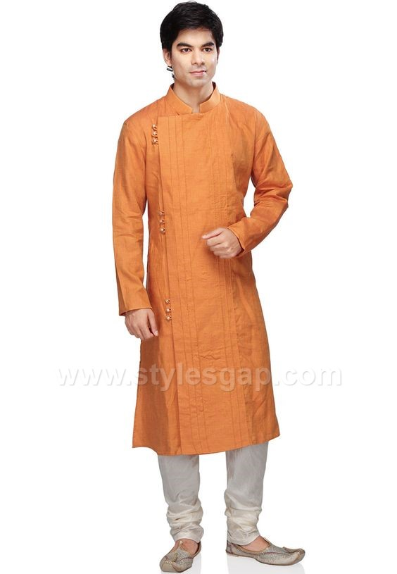 Mehndi Men Kurta : Latest men mehndi dresses kurta shalwar kameez designs