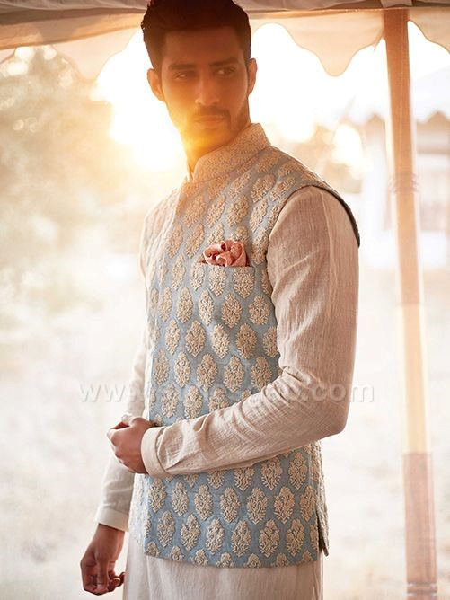 Mehndi Clothes Male : Latest men mehndi dresses kurta shalwar kameez designs