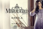 Maria B Eid Mbroidered & Luxury Lawn Collection 2015-2016