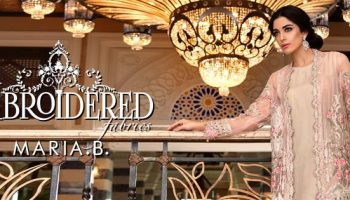 Maria B Mbroidered Eid Collection 2016- Best Women Dresses (13)