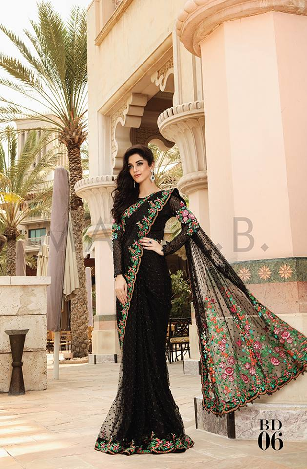 99c656f80b Maria B Mbroidered Eid Collection 2016- Best Women Dresses (18 ...
