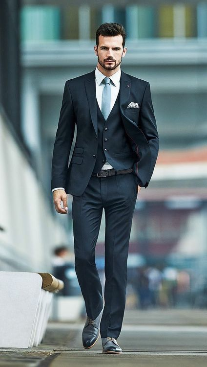 Menswear Party Wear Dresses Formal Suits Collection 2015-2016 (16)