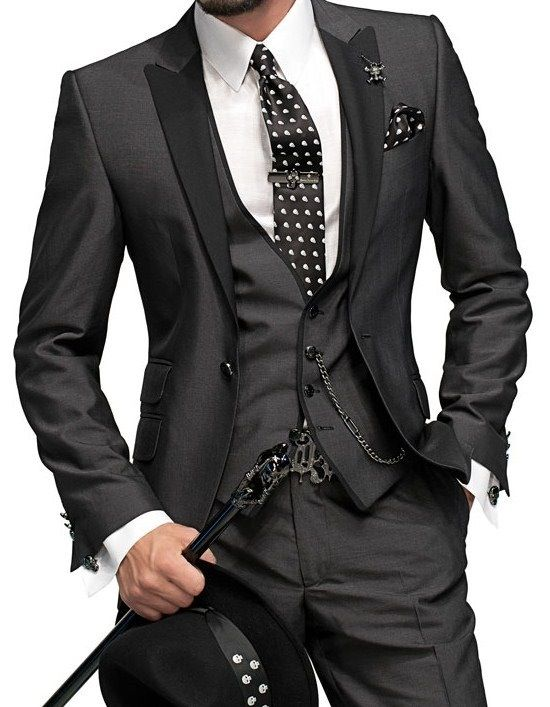 Menswear Party Wear Dresses Formal Suits Collection 2015-2016 (3)