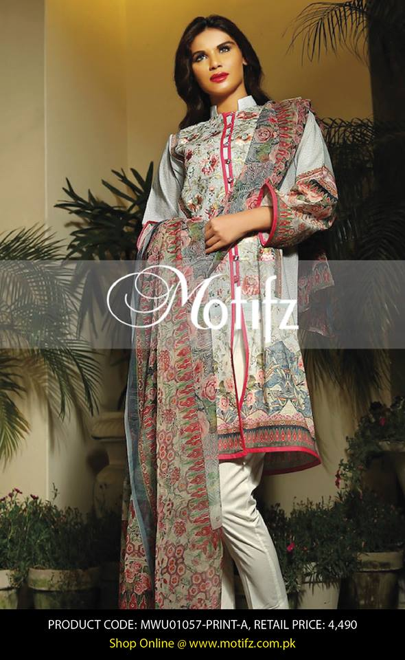 Motifz Embroidered Chiffon Eid Festival Collection 2015 with Prices (20)