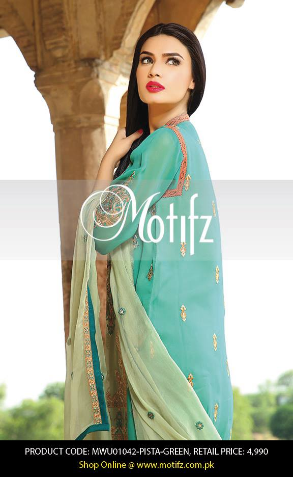 Motifz Embroidered Chiffon Eid Festival Collection 2015 with Prices (21)