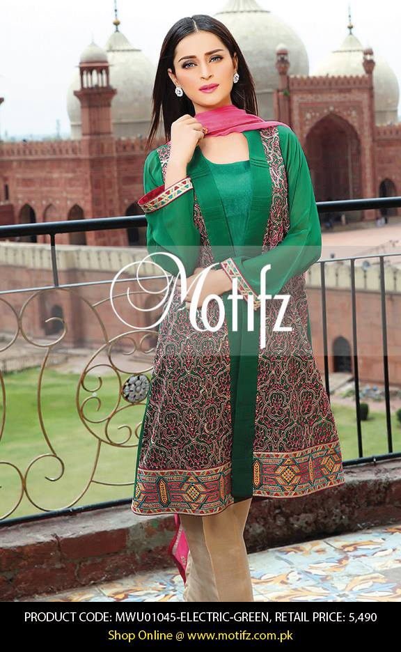 Motifz Embroidered Chiffon Eid Festival Collection 2015 with Prices (23)
