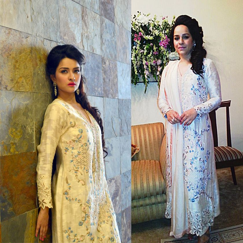 Nadia Farooqui Latest Eid Wear Dresses Formal Collection for Women 2015-2016 (11)