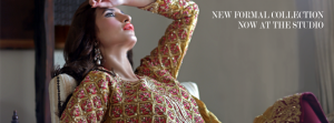 Nadia Farooqui Eid Formal Dresses Collection 2015