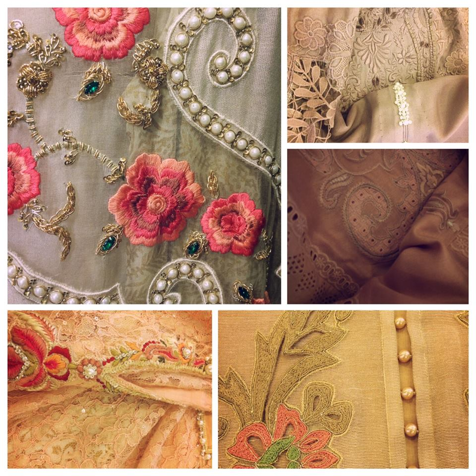 Nadia Farooqui Latest Eid Wear Dresses Formal Collection for Women 2015-2016 (9)